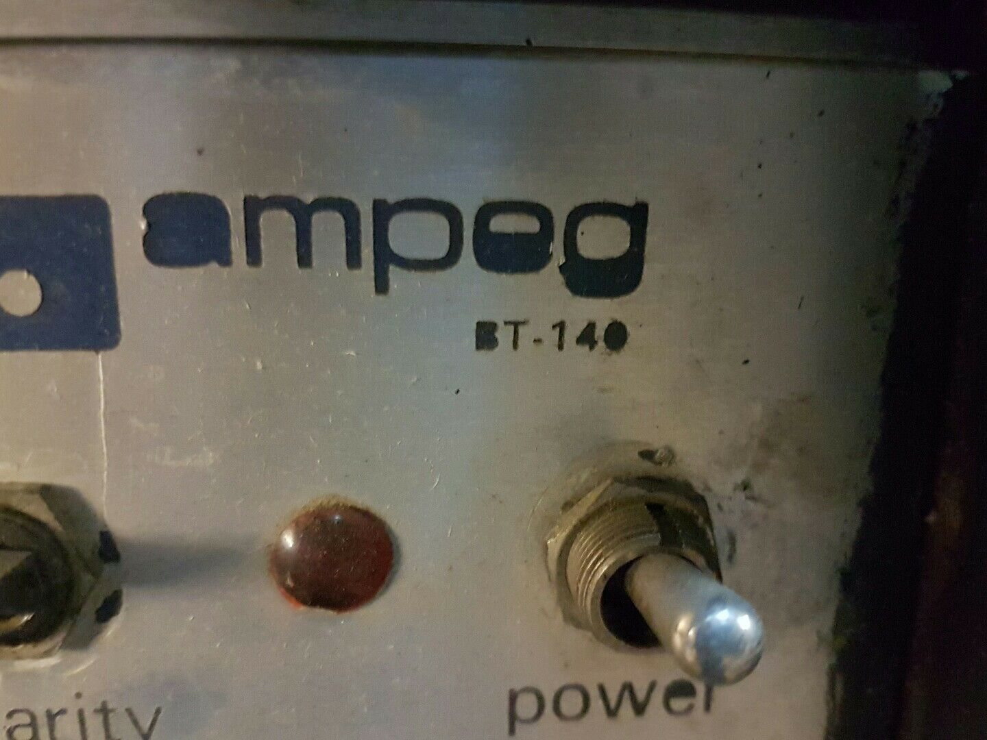 60's Ampeg Bass amp-made amp-made amp-made in USA 2f79a2