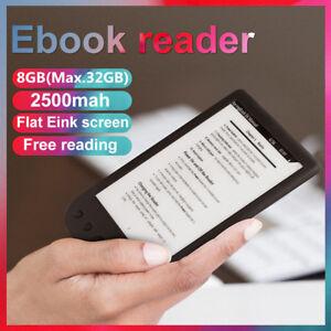BK-6025-6-034-inch-E-Ink-E-Book-Reader-8GB-800-600-Button-Page-E-reader-2500mAh-GS