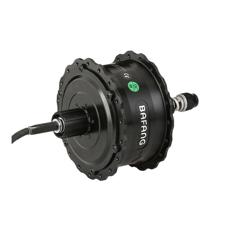BAFANG RMG06 DC 48V 750W Brushless Geared Cassette Rear Hub Wheel Motor Fat Bike