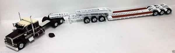 Tonkin 1 53 Escala Modelo Peterbilt 389   BN   600039