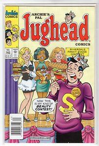 Archie-039-s-Pal-Jughead-Issue-162-Archie-Comics-2004