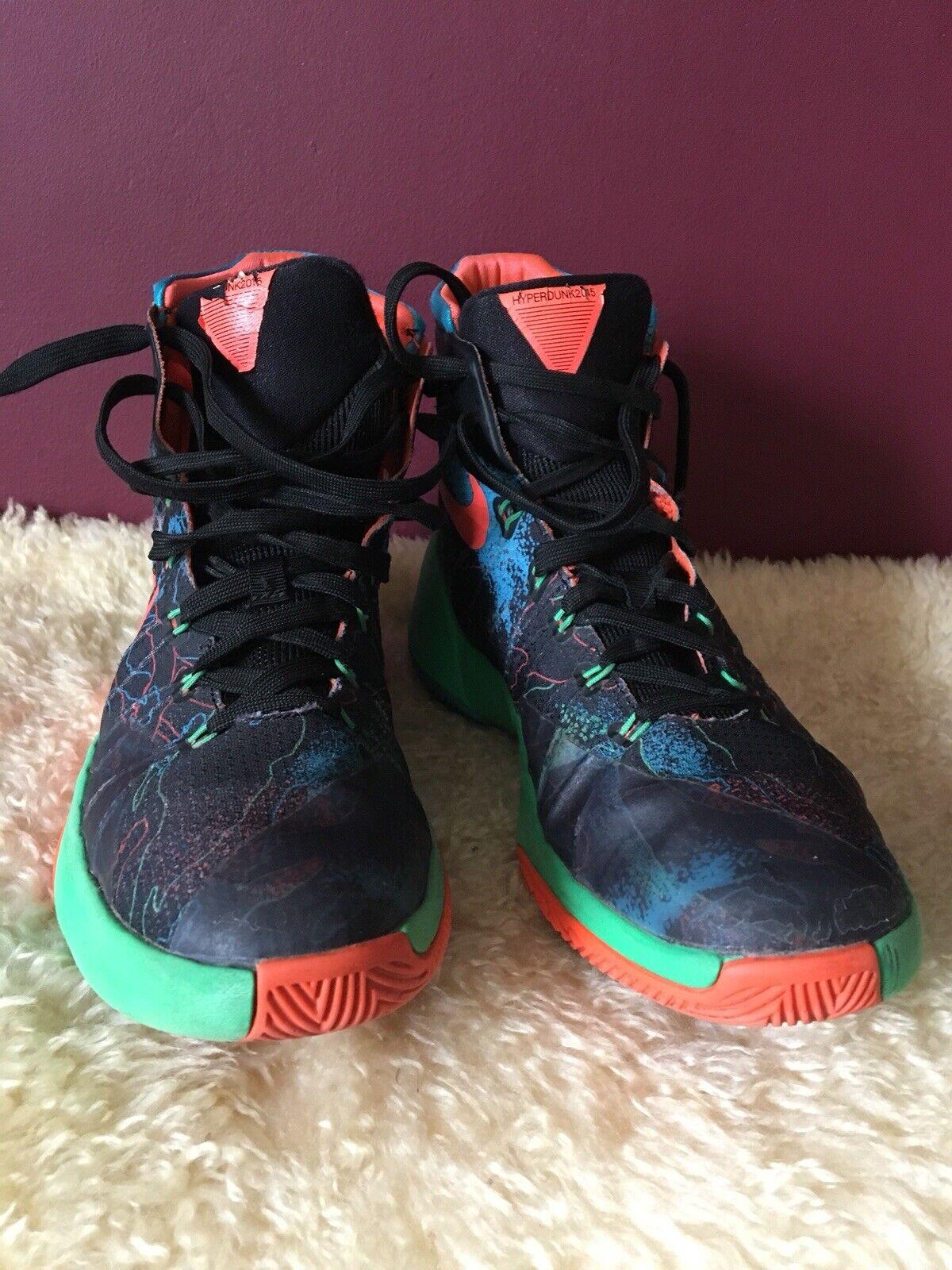 NIKE HYPERDUNK 2015 Premium Men's Basketball SneakerSize 6