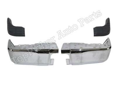 Replacement Bumper Pad for 14-17 Toyota Tundra Rear Passenger Side TO1197102