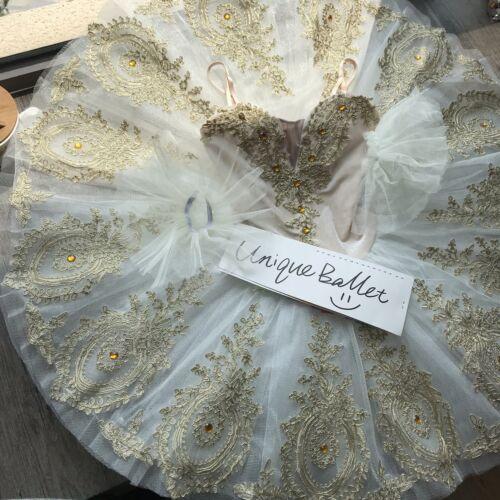 Adult Professional Ballet Classical Tutu Costume Ivory Sugar Plum Dance Tutu