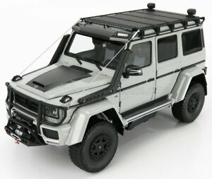 ALMOST-REAL 1/18 MERCEDES BENZ   G-CLASS G550 4X4 BRABUS ADVENTURE 2016   GREY