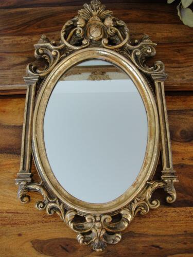 Wandspiegel Antik Barock Rokoko Stil Gold Edel Schminkspiegel Prunk Spiegel NEU