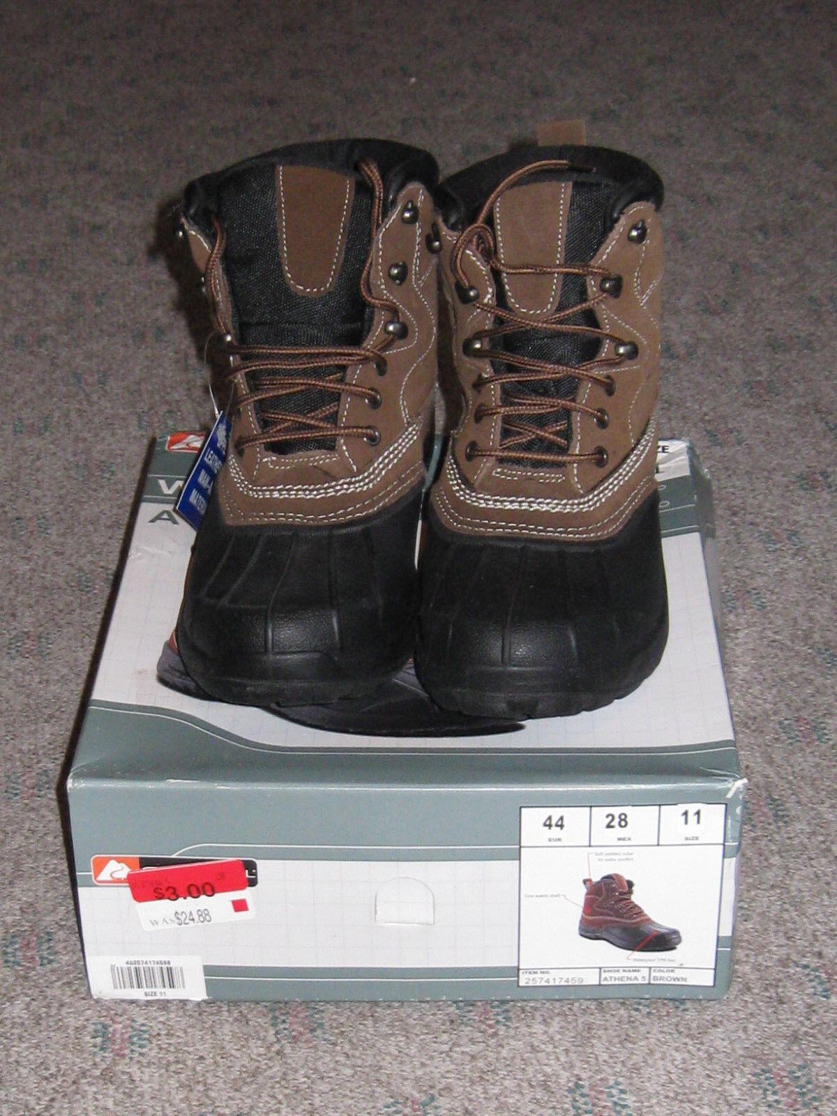 Womans Ozark Trail Winter Boots Athena 5 - Size 11