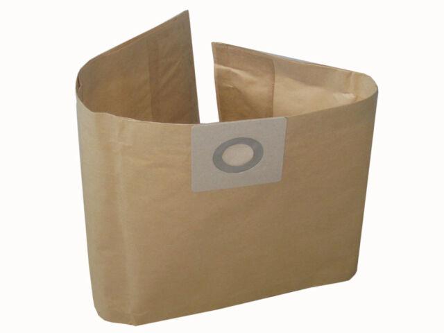 5 SACCHI FILTRO adatto per Kärcher NT 702 nt702 FILTRO Sacco Sacchetto per aspirapolvere