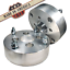 """4x4 to 4x4 US Made Billet Wheel Adapters Spacers 2.25/"""" Thick 1//2x20 Studs x 2"""