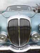 Daimler V8 250 Bonnet Grille Boot 2477 A4 Metal Sign Aluminium