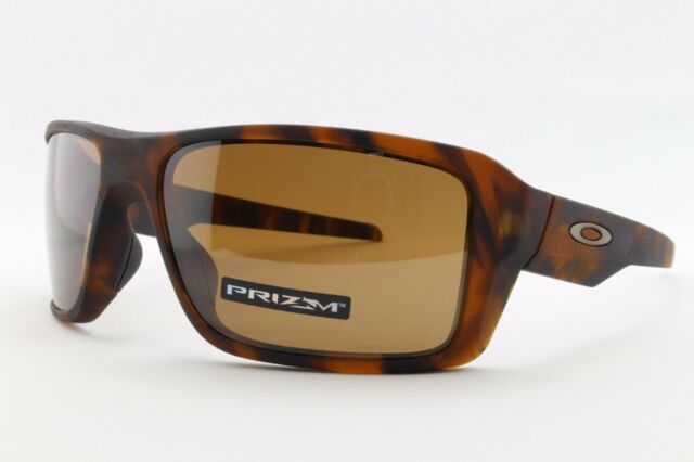 5fa18d4445c NEW Oakley Double Edge 9380-07 Prizm Polarized Sports Surfing Cycling  Sunglasses