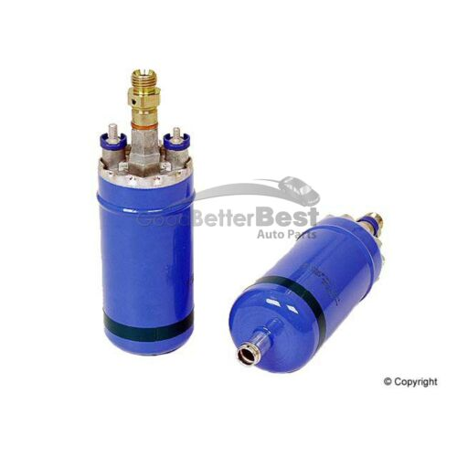 One New Bosch Electric Fuel Pump 69568 EBC11580 for Jaguar Vanden Plas XJ6