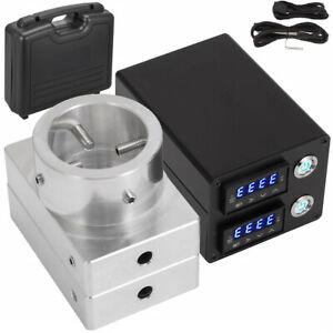 3x5-034-Rosin-Press-Plates-Kit-with-Heating-Rod-Rosin-Press-Machine-Temp-Controller