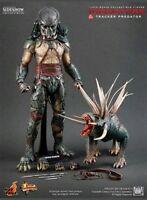 Hot Toys 1/6 Tracker Predator & Hound Figure Sideshow Sealed New in USA