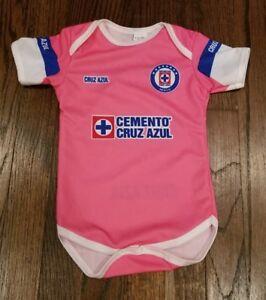 ca80391ca9d Cruz Azul Baby Soccer Jersey mameluco bebe liga mx futbol mexico ...
