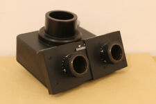 Leitz Microscope Diaplan Aristoplan Trinocular Head Photo