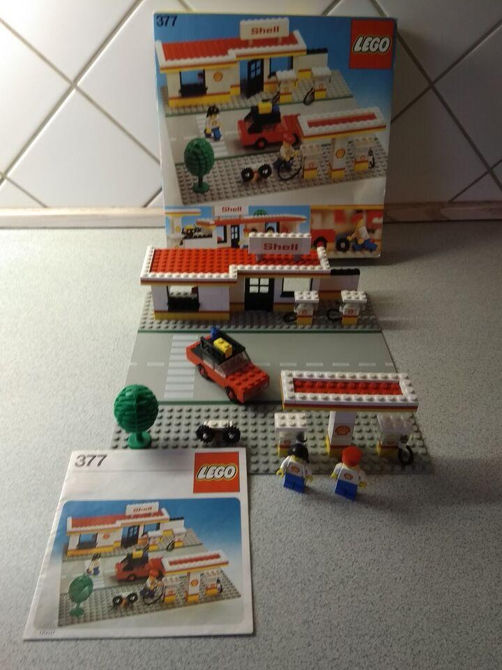 Lego andet, Legoland 376, 377