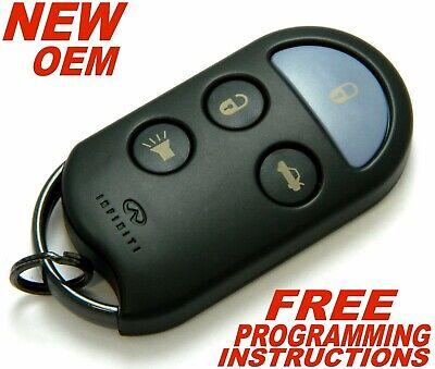 Car Key Fob Keyless Entry Remote fits 1995 1996 1997 1998 1999 Nissan Maxima /& Infiniti I30 A269ZUA078