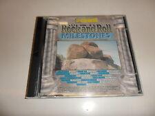 CD  50 Rock and Roll Milestones Vol.2
