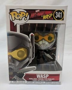 Funko-Pop-Marvel-Ant-Man-and-The-Wasp-WASP-Vinyl-Figure-341-Non-Chase-NEW