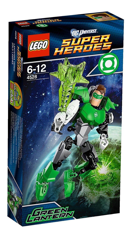 LEGO 4528 SUPER HEROES vert LANTERN ++ NEUF ++