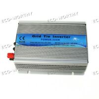 Eco 300w 500w 1000w Micro Grid Tie Inverter For Solar System Mppt Function