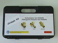 LPG Tankadapter M10 Koffer-Set ACME + Dish + Bajonett