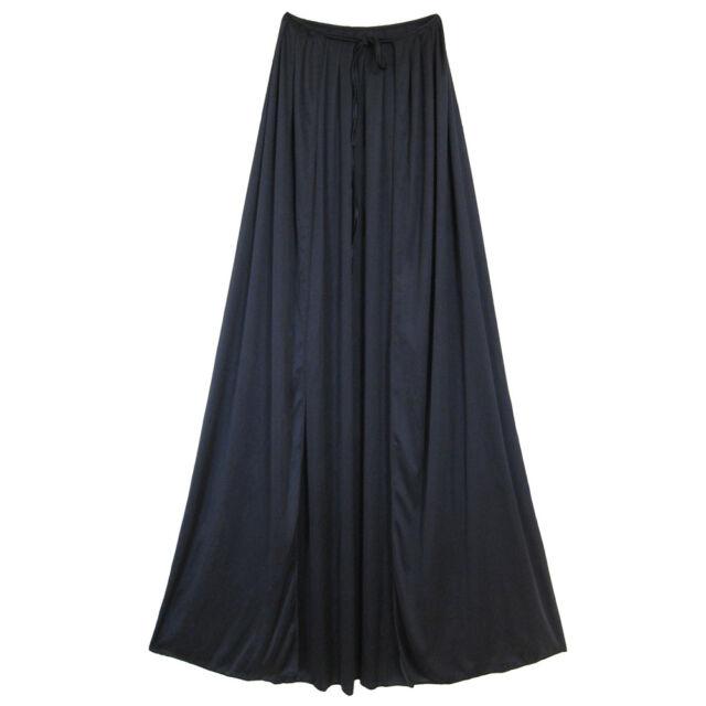 Black Feather Hand Me Collar Cape Shawls Wrap Fringe Party Evening Dress DT