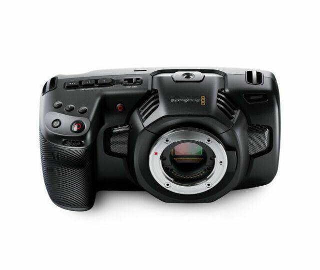 Blackmagic Design Bmdcinecampochdmft4k Pocket Cinema Camera For Sale Online Ebay