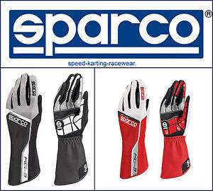 SPARCO-TRACK-KG-3-Handschuhe-Kart-Karthandschuhe-Karting-Gloves-Gants