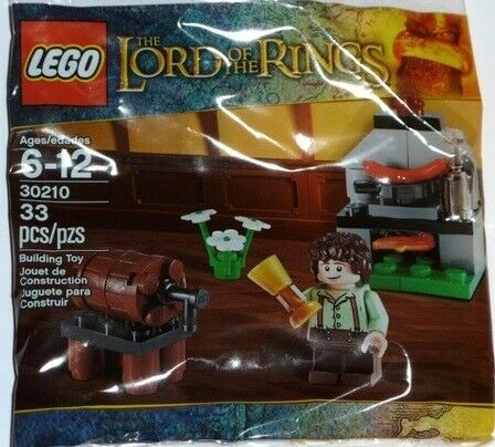 Lego Ringenes Herre, Lego 30210 Lord of the Rings: Frodo