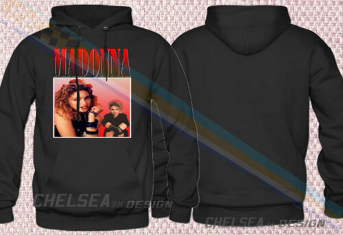 New Inspired By MADONNA Hoodie Merch Tour Limited Vintage Rare Gildan