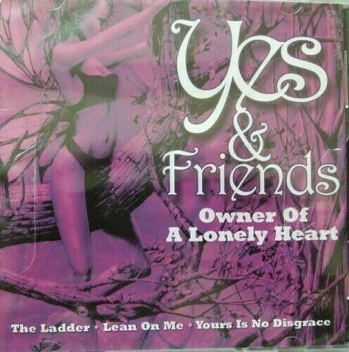 YES AND FRIENDS - OWNER OF A LONELY HEART CD. SEE MY OTHER 'YES' CD'S. EXCELLENT