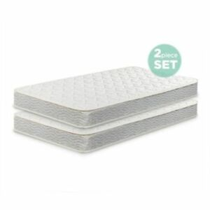 """6"""" Twin Size Bonnell Spring Mattress for Daybeds Bunk Bed Trundle"""