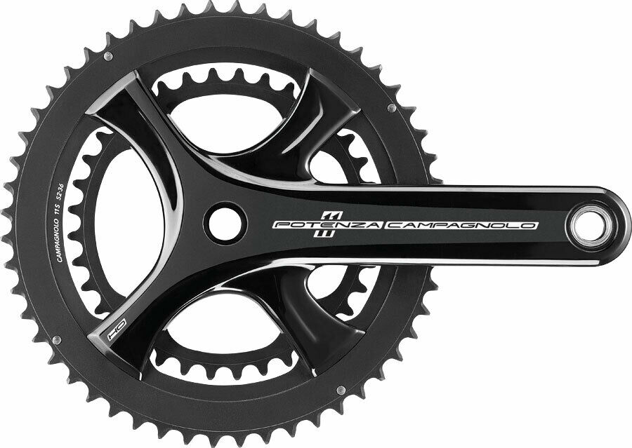 Campagnolo  Potenza Crank, 52 36  find your favorite here