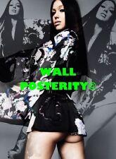 L DUA LIPA Choose Size /& Media Canvas or Poster Hip Hop Rap Poster