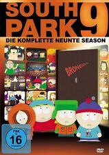 3 DVDs * SOUTH PARK - DIE KOMPLETTE 9. STAFFEL # NEU OVP +