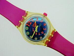 1994-Swatch-Le-Walk-Le-Swatch-Le-Game-NOS-Andale-SSK105-Original-Box