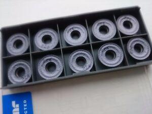 10 Iscar Carbide Tips Remt 1505-lm-76 Ic928 (remt 1505 Lm 76 Remt 1505 Lm76)-afficher Le Titre D'origine