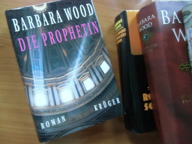 Die Prophetin -  Roman Barbara Wood - Buch gebunden - Bestsellerautorin