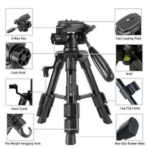 Portable-Aluminium-Travel-Tripod-CamHolder-For-Canon-Nikon-Digital-SLR-Cameras