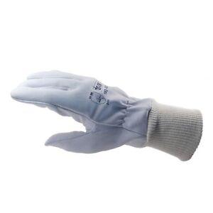 OX-ON-10-L-Montage-Handschuh-Leder-Arbeitshandschuhe-Montagehandschuhe