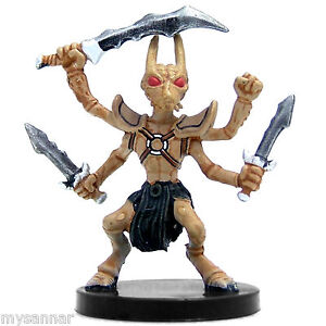 Dd Mini Thri Kreen Barbarian Angelfire 26 Dungeons Dragons