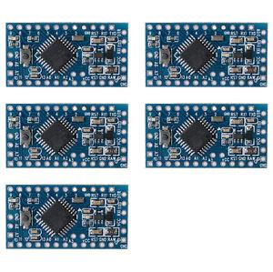 5X Arduino Pro Mini Atmega328 Development 5V 16MHZ Board Module Compatible TE156