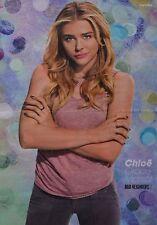 CHLOE GRACE MORETZ - A3 Poster (ca. 42 x 28 cm) - Clippings Fan Sammlung NEU