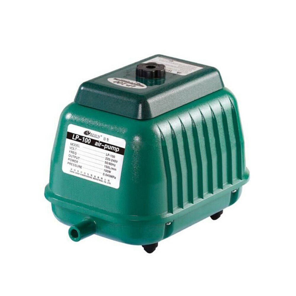 Water Silent 0 042Mpa 100W Pump,LP-100 Air Resun Pump
