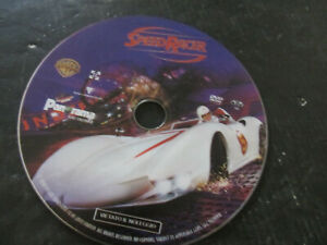 DVD-Pelicula-Speed-Racer-2008-Original-Panorama-Solo-DVD-No-Funda