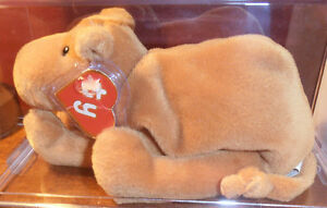 86ab2357b06 Image is loading ULTRA-RARE-Authenticated-Ty-Humphrey-Beanie-Baby-1st-