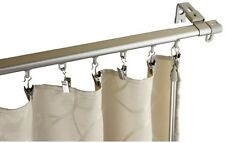 save rod treatments you single hardware silver ll wayfair christian window and curtain love set rods curtains