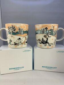 Arabia Mug Cup 2019 Moomin Valley Park Japan Limited
